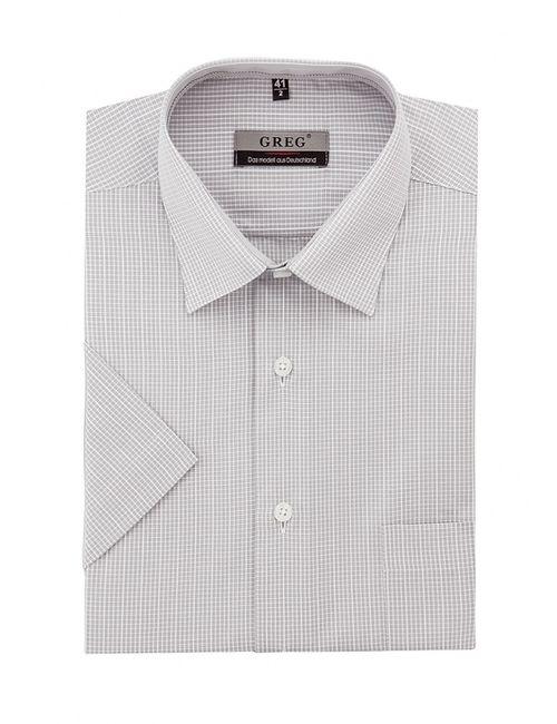 GREG | Мужская Серая Рубашка