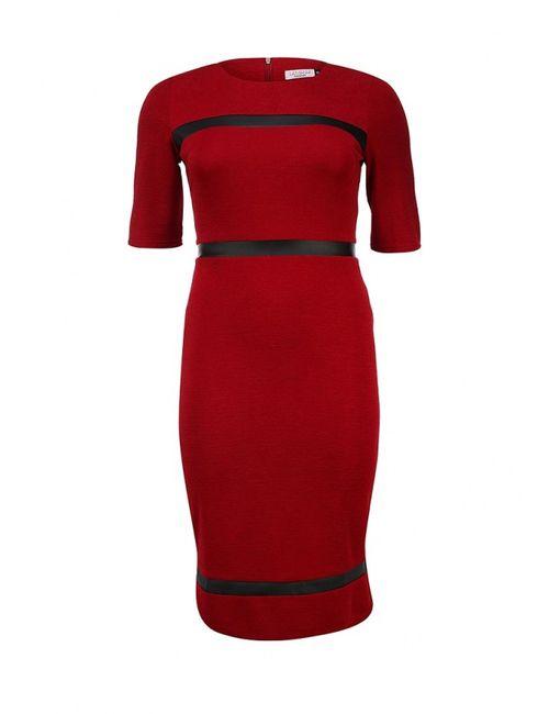 Lamania Elegant | Женское Красное Платье