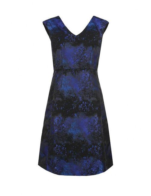 Bestia | Женское Синее Платье