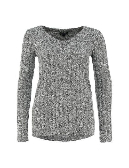 Topshop | Женский Серый Пуловер