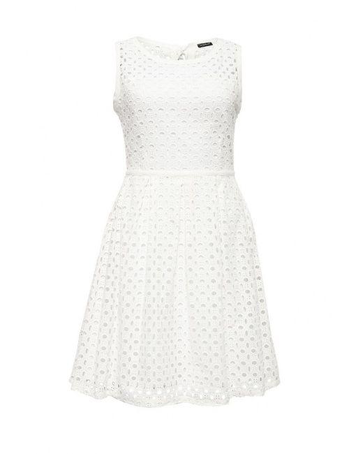 MOTIVI | Женское Белое Платье