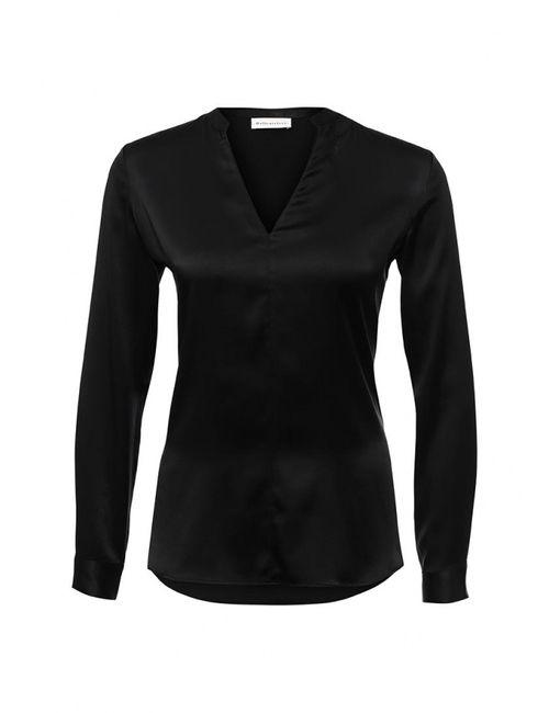 Delicate Love | Женская Черный Блуза