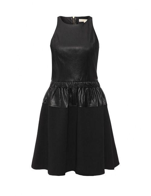 Michael Michael Kors   Женское Чёрное Платье