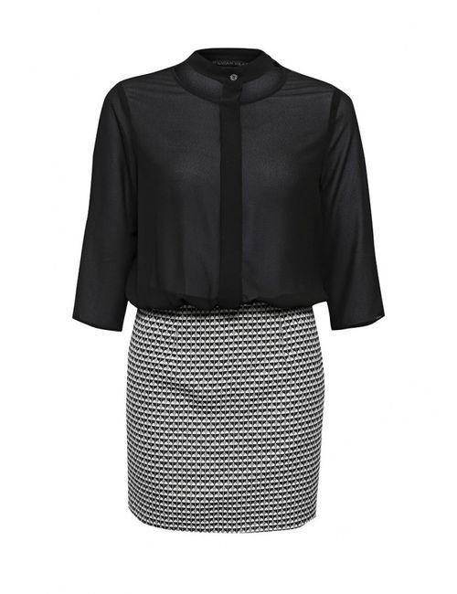 Silvian Heach | Женское Чёрное Платье