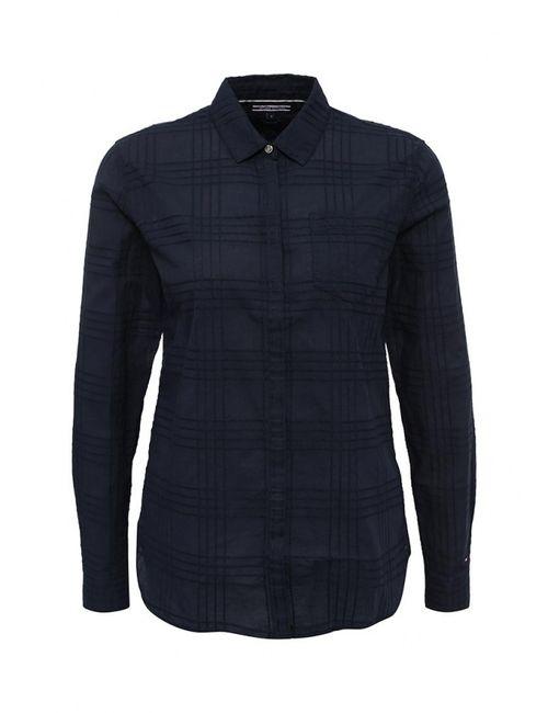 Tommy Hilfiger | Женская Синяя Рубашка