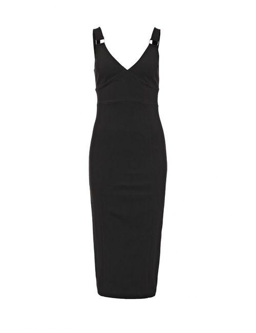 Michael Michael Kors | Женское Чёрное Платье