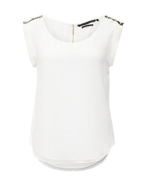 Silvian Heach | Женская Белая Блуза