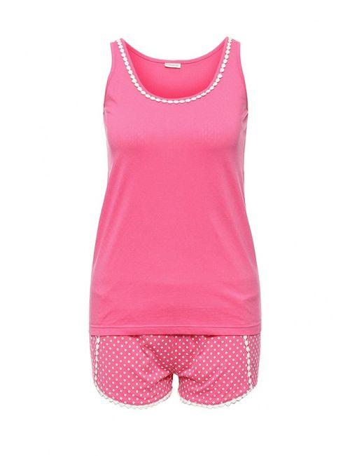 YAMAMAY | Женская Розовая Пижама
