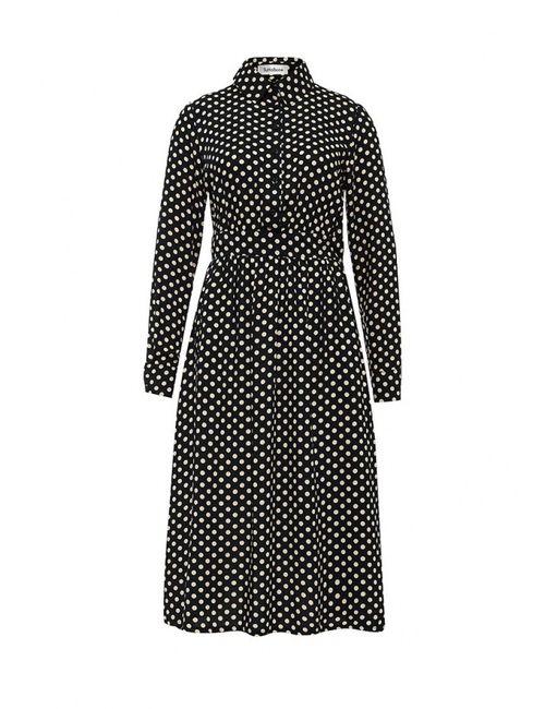Tutto Bene | Женское Чёрное Платье