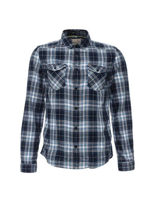 Guess | Мужская Синяя Рубашка Jeans