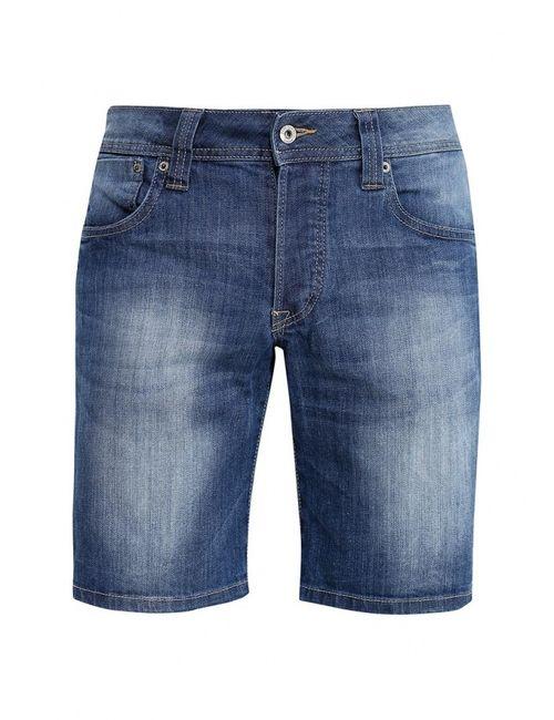 Pepe Jeans | Мужские Синие Шорты Джинсовые