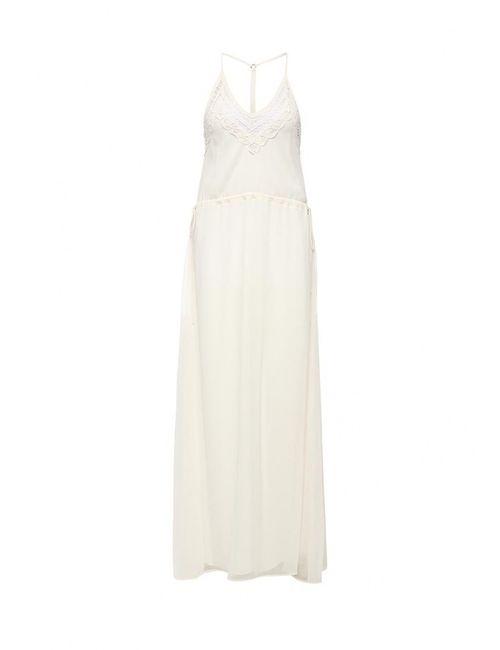 Pepe Jeans   Женское Белое Платье