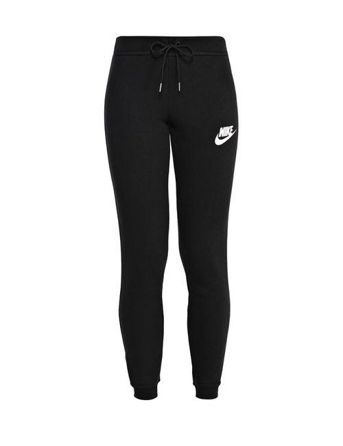 Nike | Мужские Чёрные Брюки Спортивные