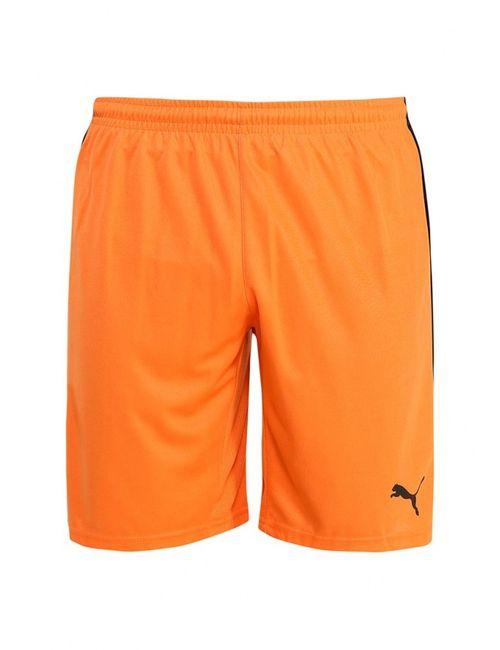 Puma | Мужские Оранжевые Шорты Спортивные