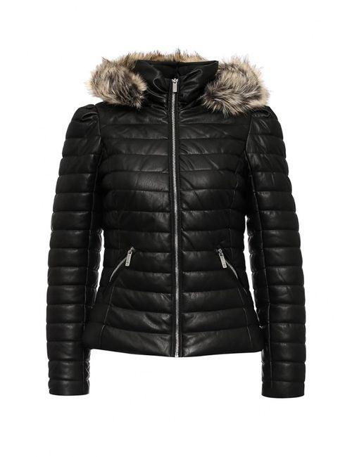 Morgan | Женская Чёрный Куртка Утепленная