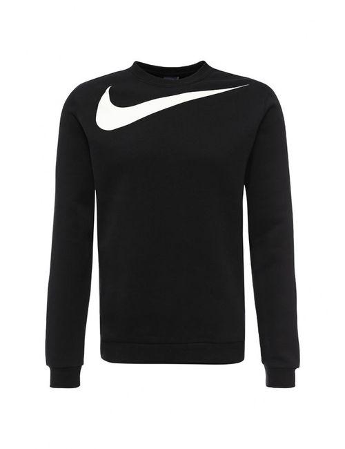 Nike | Мужские Чёрные Свитшот