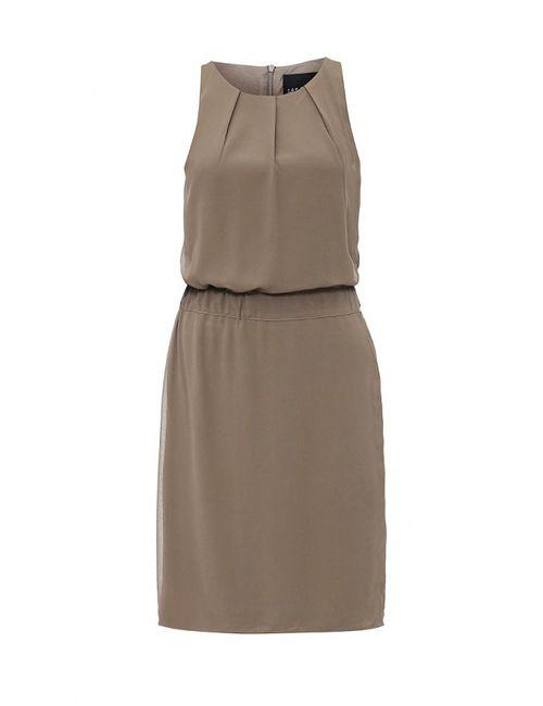 Top Secret   Женское Хаки Платье
