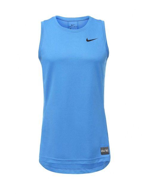 Nike | Мужская Синяя Майка Спортивная