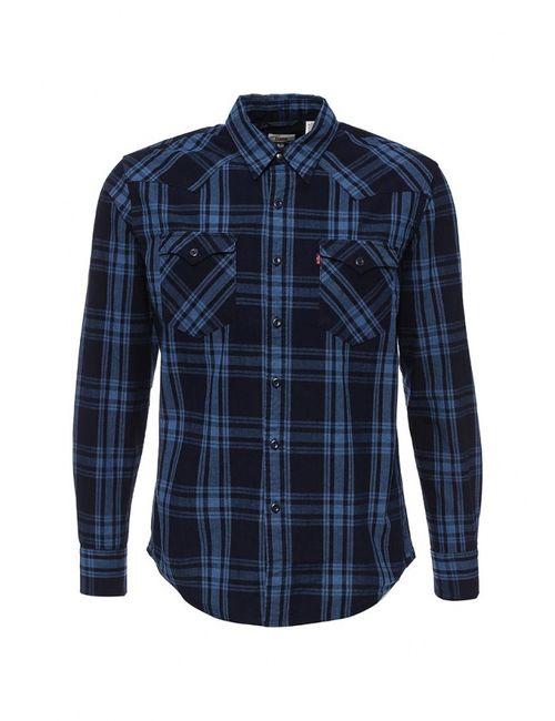 Levi's® | Мужская Синяя Рубашка