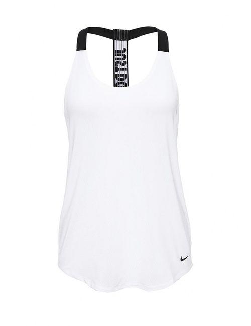 Nike | Женская Белая Майка Спортивная