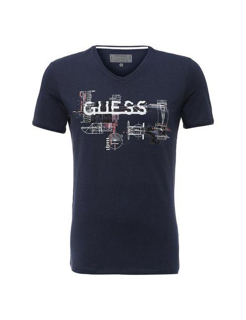 Guess | Мужская Футболка Jeans
