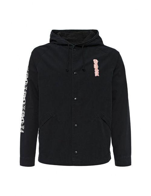 Quiksilver | Мужская Чёрная Куртка