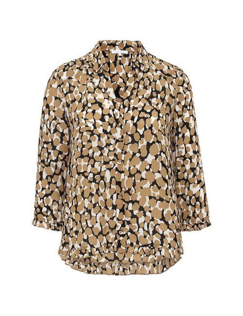 Patrizia Pepe   Женская Многоцветная Блуза
