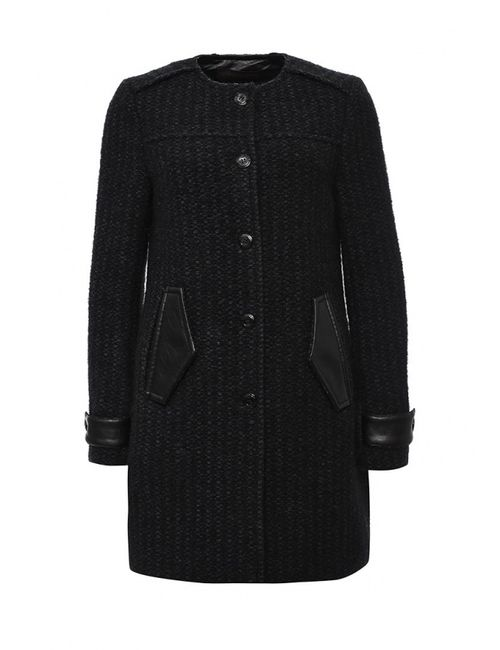 Trussardi Jeans | Женское Многоцветное Пальто