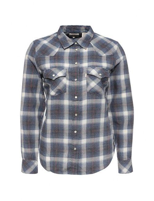 Levi's® | Женская Синяя Рубашка