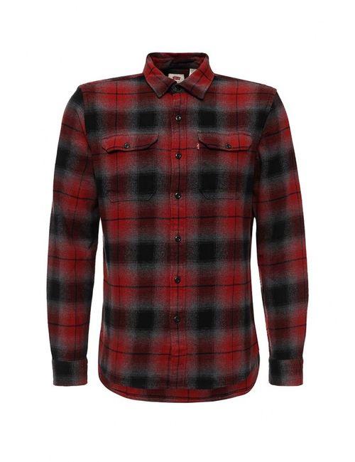 Levi's® | Мужская Красная Рубашка