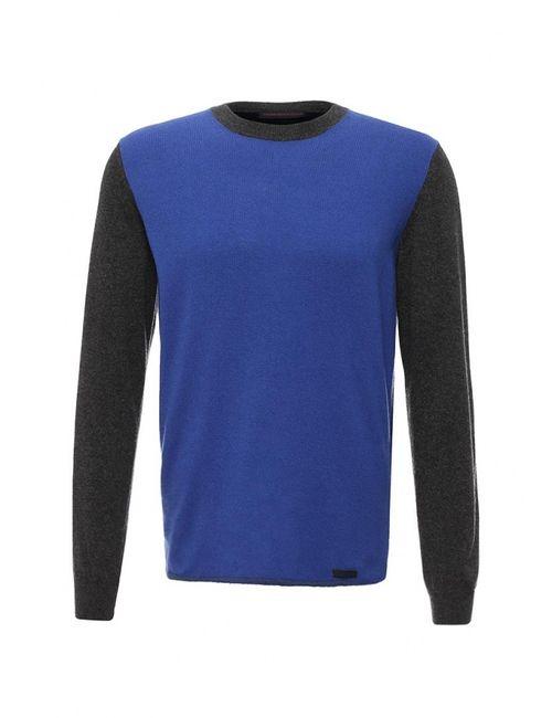 Trussardi Jeans | Мужской Синий Джемпер