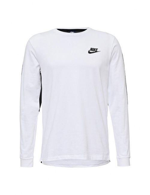 Nike | Мужской Белый Лонгслив