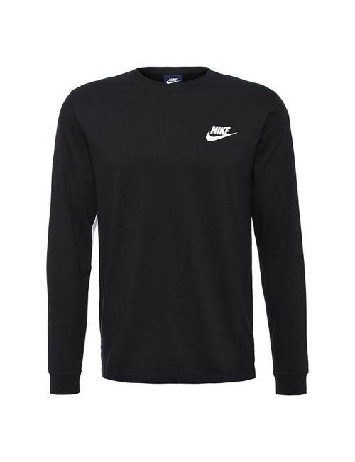 Nike | Мужской Чёрный Лонгслив