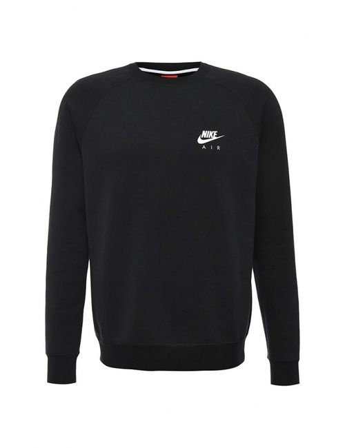 Nike   Мужские Чёрные Свитшот