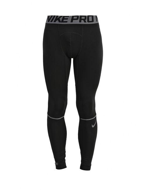 Nike | Мужские Чёрные Тайтсы