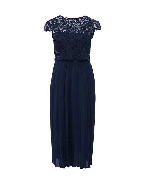 Pinko | Женское Синее Платье