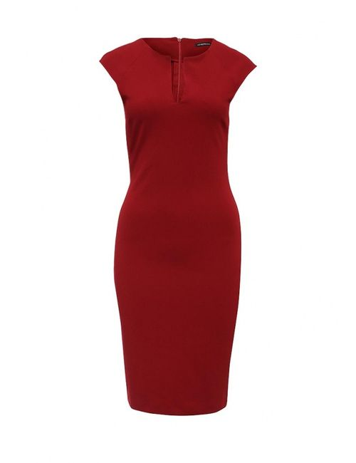 MOTIVI | Женское Красное Платье