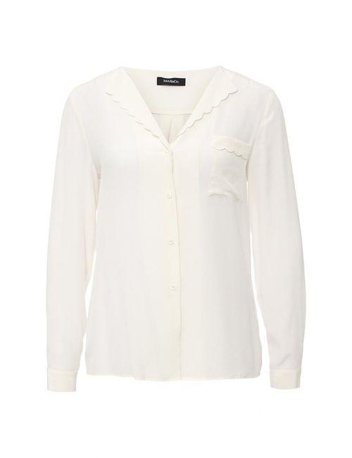 MAX&Co | Женская Бежевая Блуза