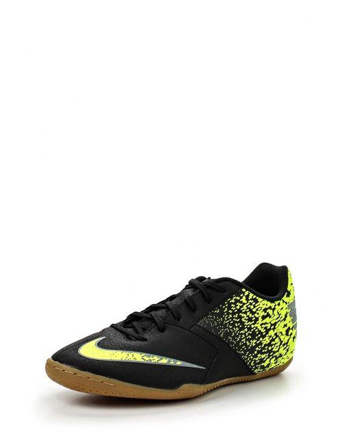 Nike | Мужские Чёрные Бутсы Зальные