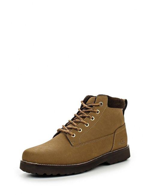 Quiksilver | Мужские Коричневые Ботинки