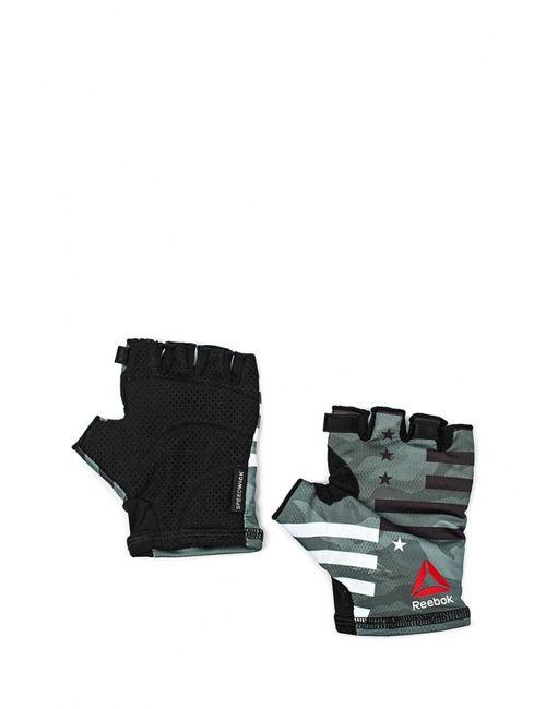 Reebok | Мужские Многоцветные Перчатки Для Фитнеса