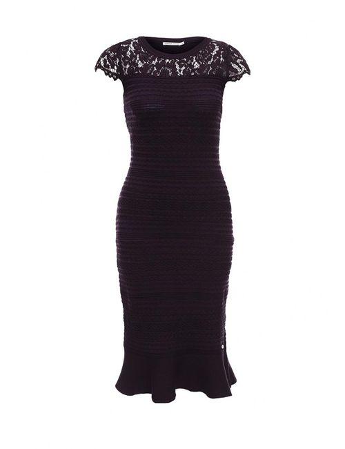 Zarina | Женское Фиолетовое Платье