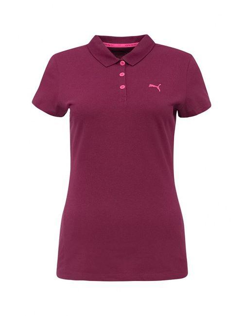 Puma   Женское Фиолетовое Поло