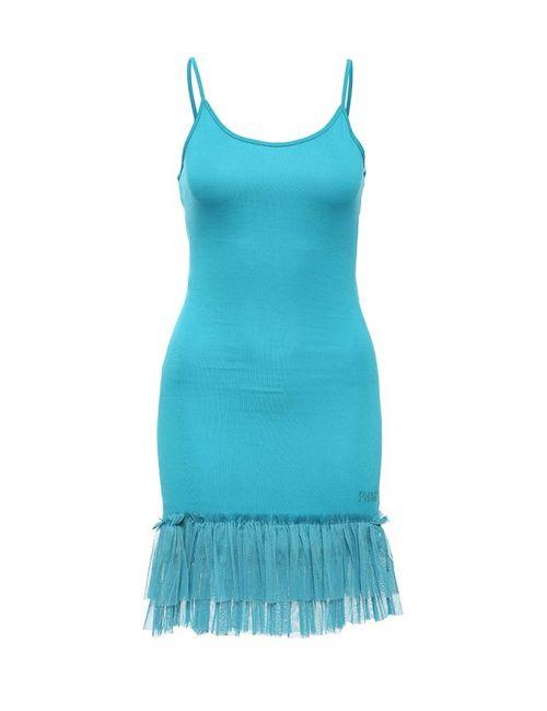 Phard | Женское Голубое Платье