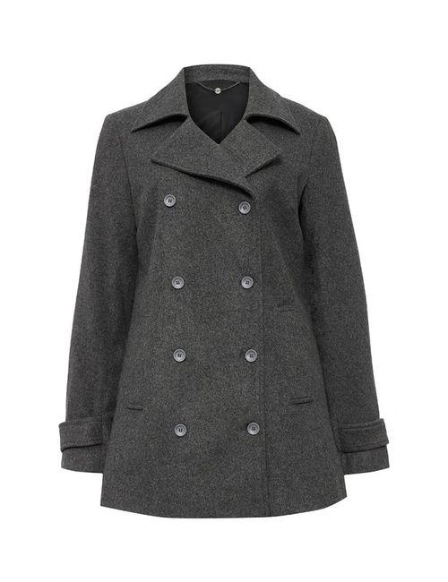 Fornarina | Женское Серое Пальто