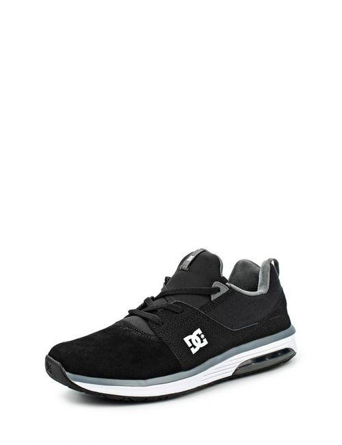 Dcshoes   Мужские Чёрные Кроссовки Dc Shoes