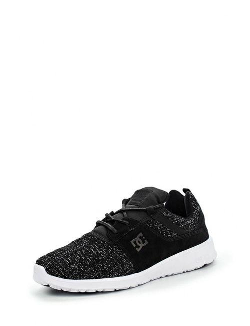 Dcshoes | Мужские Чёрные Кроссовки Dc Shoes