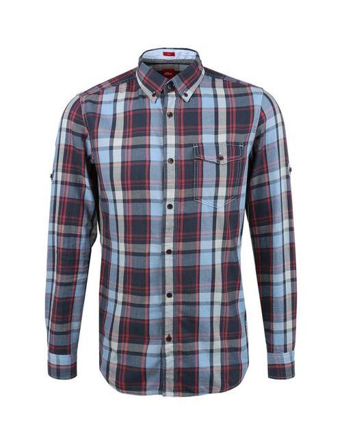 s.Oliver | Мужская Рубашка