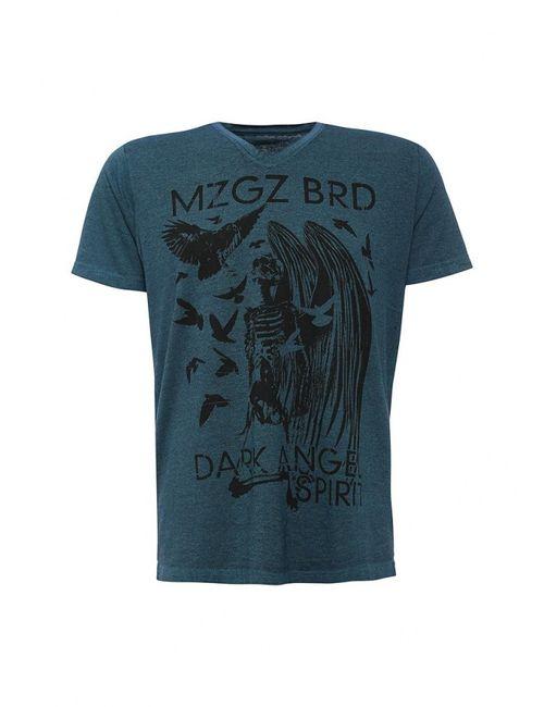 MeZaGuz | Мужская Синяя Футболка