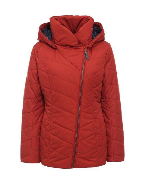 Finn Flare | Женская Красная Куртка Утепленная